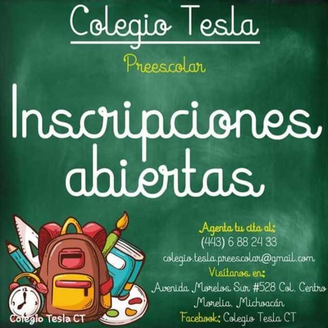 Colegio Tesla preescolar
