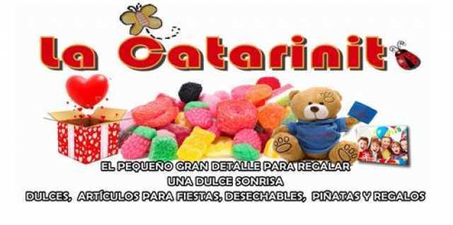 La Catarinita Dulcería Regalos, Artículos Para Fiesta