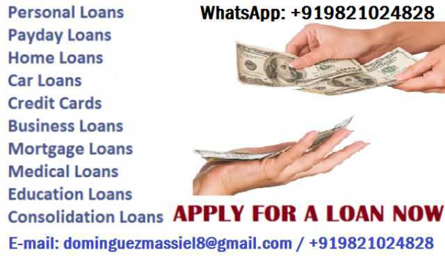 LOAN OFFER APPLY TODAY FOR MORE INFORMATION NOW