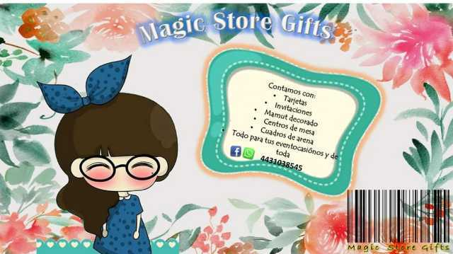 Magic Store GIfts
