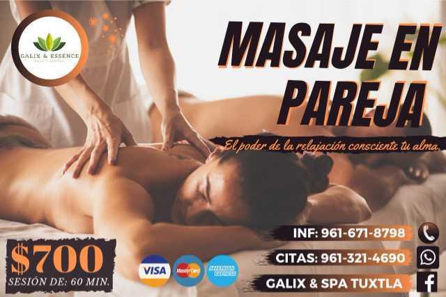 masaje en pareja tuxtla chis