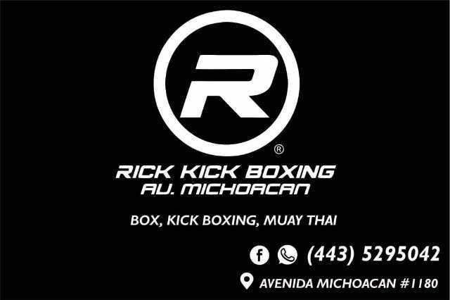 RICK KICK BOXING AV MICHOACAN