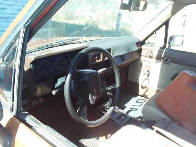 1986 Toyota Tacoma · Truck
