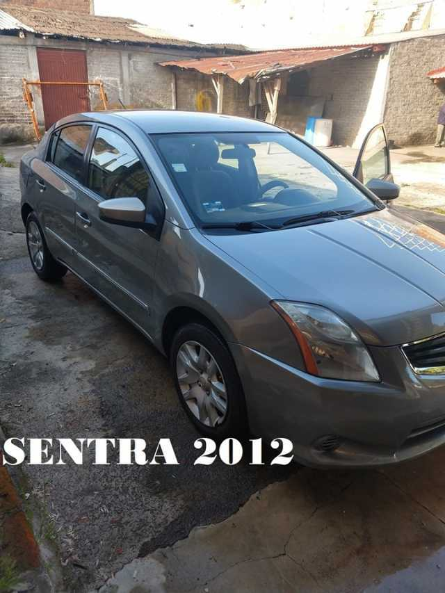 2012 Nissan Sentra TELA