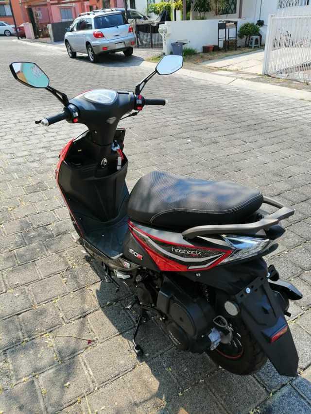 2020 Velocette veloci 150r sport 150cc equipada