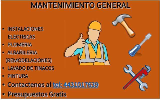 Albañilería (Construcción y Remodelacion)