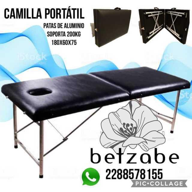 Camillas portátiles