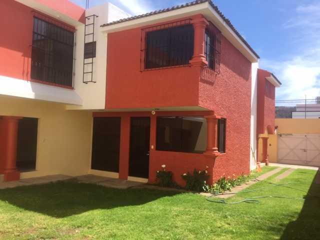 Casa en renta, Col. Chapultepec Sur, Morelia, Mich.