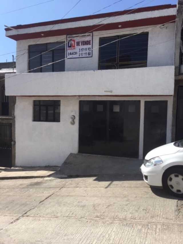 Casa en venta al sur de Morelia, Mich.