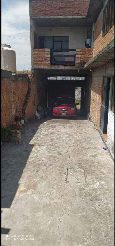 Casa en venta en Morelia Col. Santiaguito.