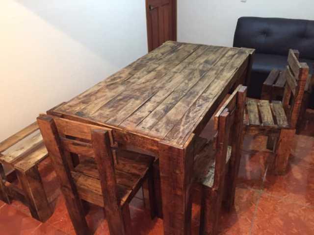 Comedores rusticos - sellllout.com en Mexico, Michoacan, Morelia