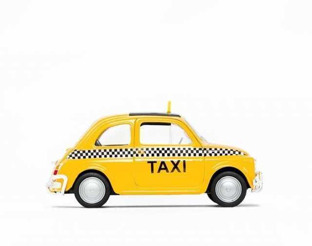 Concesión de servicio público para taxi