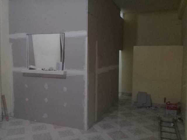 Construccion de muros plafones u oficinas