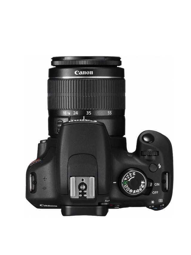 En venta cámara Canon T5