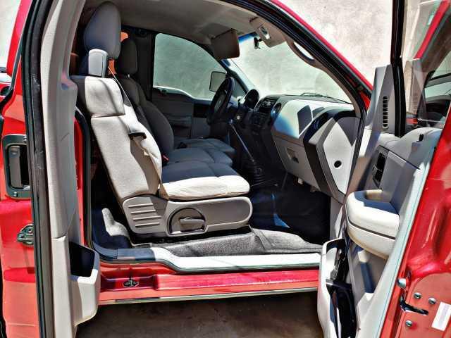 EN VENTA FORD LOBO F 150 2008 6 CILINDROS ESTANDAR