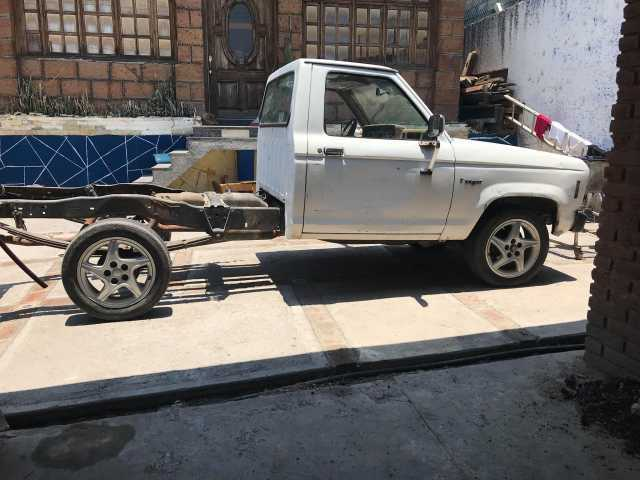 En venta ford ranger 4 cilindros