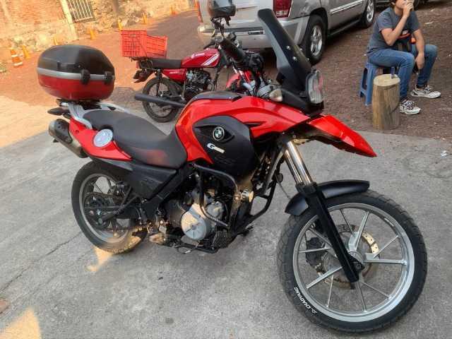 En venta moto Bmw gs650