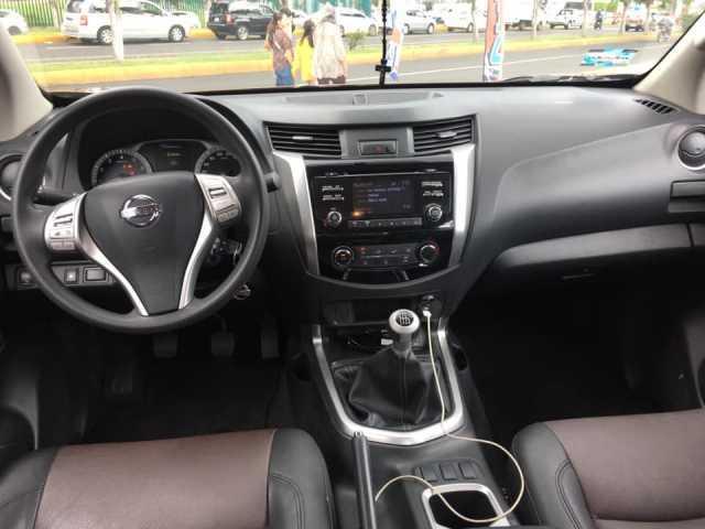En venta Nissan Frontier 2018