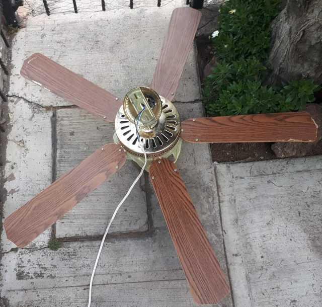 En venta Ventilador Casero