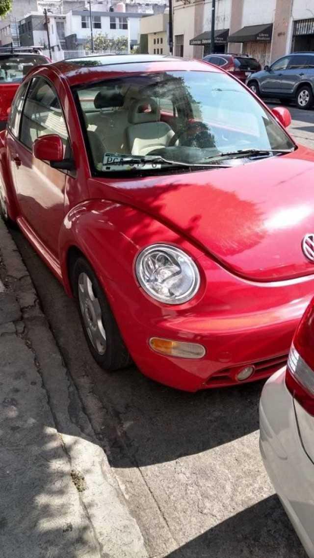 En venta Volks Wagen Beetle rojo 98
