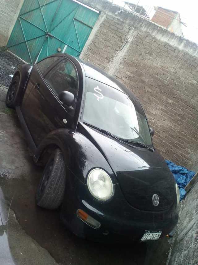 En venta volkswagen Beetle mod 99 automático