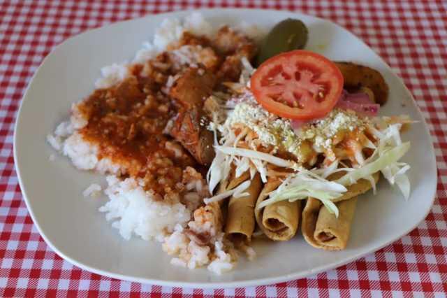 Enchiladas Apatzingan