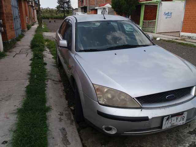 Ford mondeo 2002 v6