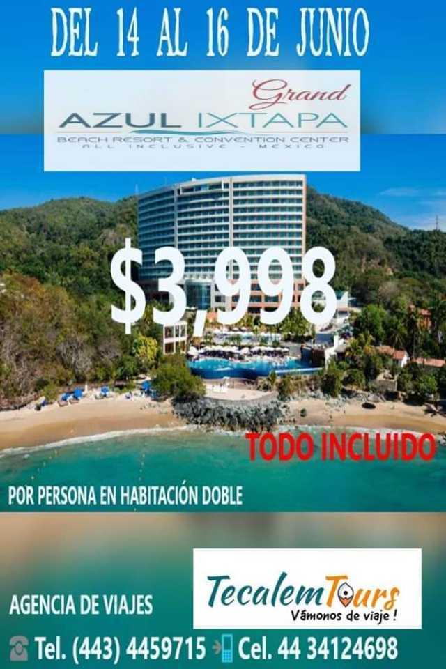 HOTEL AZUL GRAND IXTAPA