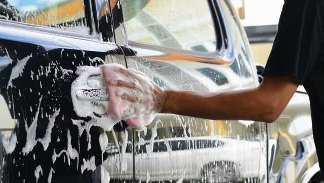 Lavado y detallado de Autos a domicilio.