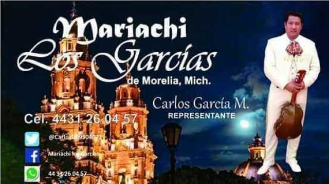 MARIACHI LOS GARCIAS