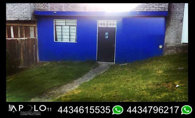 Morelia, casa en colonia Carlos Rivas