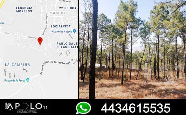 Morelia, terreno cercano La Campiña