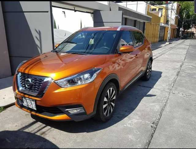 Nissan Kicks modelo 2017