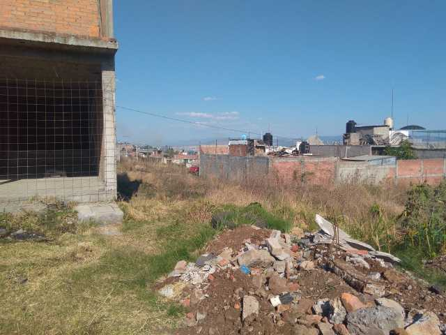 Oportunidad vendo terreno fracc San Isidro itzicuaro 7x17
