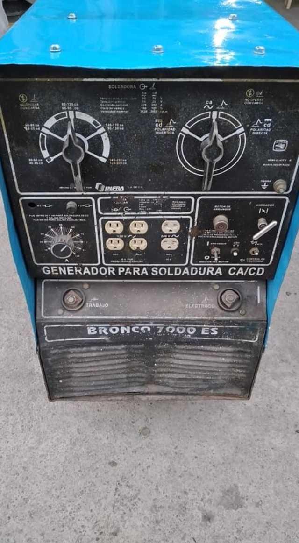 Planta Infra Bronco 7000 ES