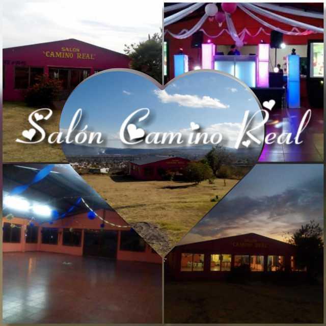 SALON DE FIESTAS CAMBIO REAL