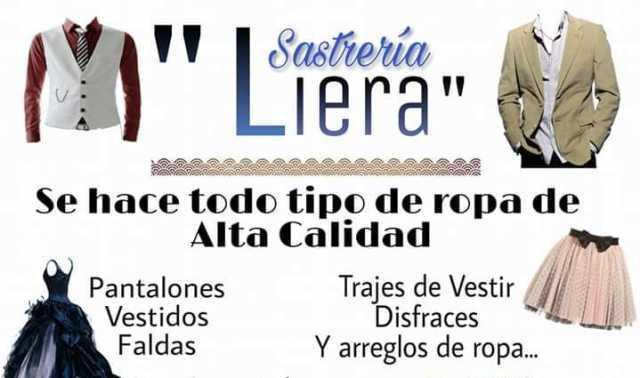"Sastreria ""Liera"""