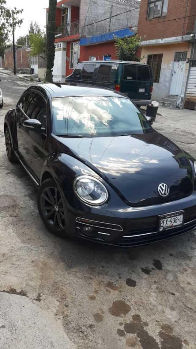 Se vende hermoso beetle sportline modelo 2017