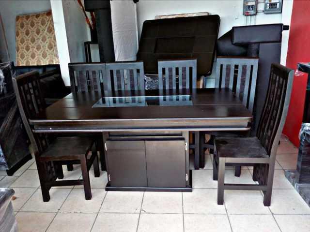 Se venden Comedores 4, 6, y 8 sillas