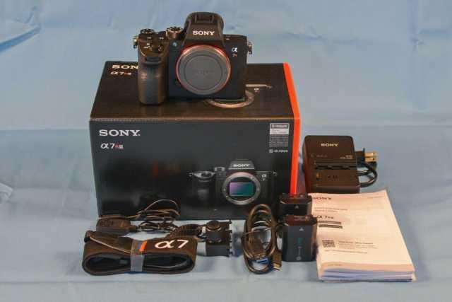 Sony Alpha a7R III A7R 3 Cámara digital sin espejo
