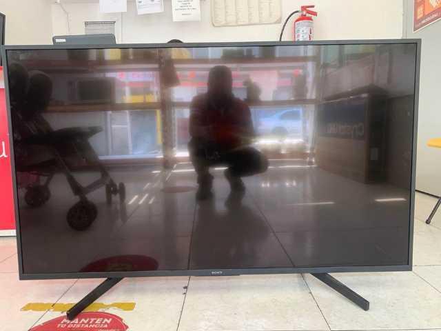 "Sony Smart Tv 4K de 55"""