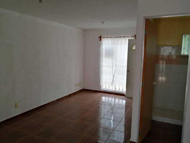 Super pie de casa 1 recamara, cosina integral, piso y protecciones