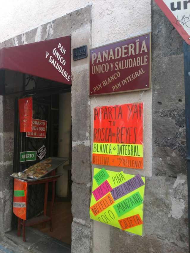 TRANSPASO PANADERÍA en zona centro