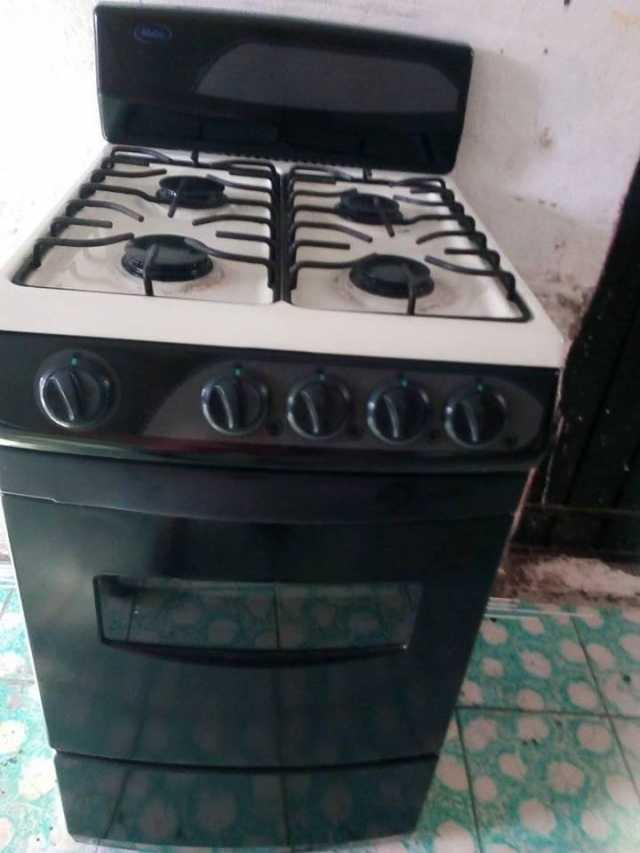 Vendo estufa Mabe todo le funciona