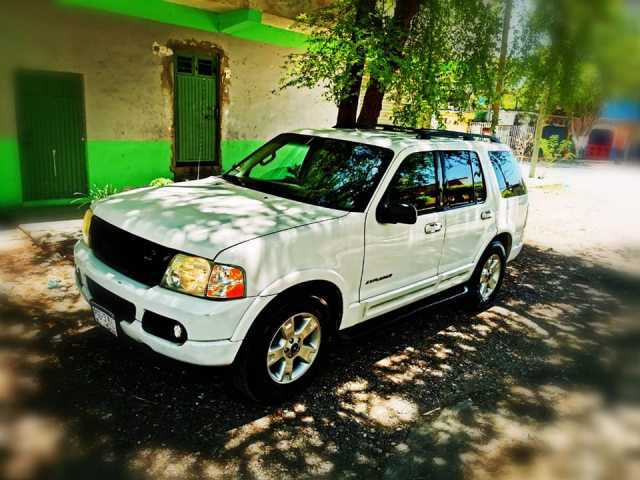 Vendo Explorer 2002 Version XLE