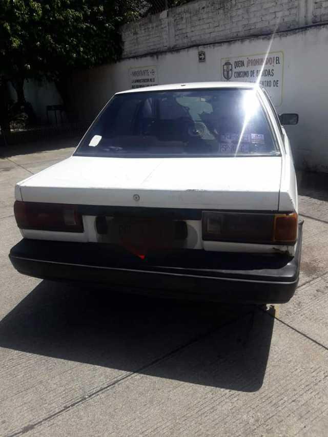 Vendo Nissan tsuru 91