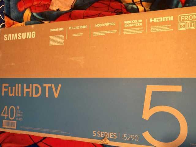"VENDO PANTALLA SAMSUNG DE 40"" (SMART TV)"